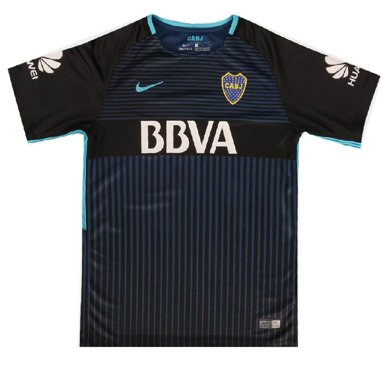 16c19cd80 CAMISETA NIKE 3° BOCA JR STADIUM 17 18 NIÑOS - sporting