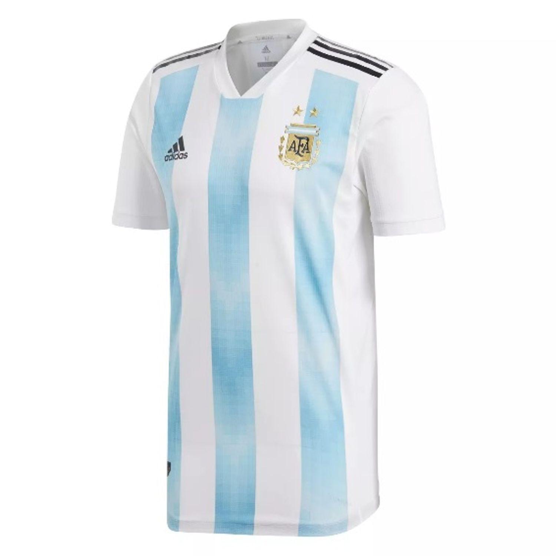 cfd35b6b998b9 CAMISETA ADIDAS SELECCION ARGENTINA TITULAR MATCH MUNDIAL 2018 ...