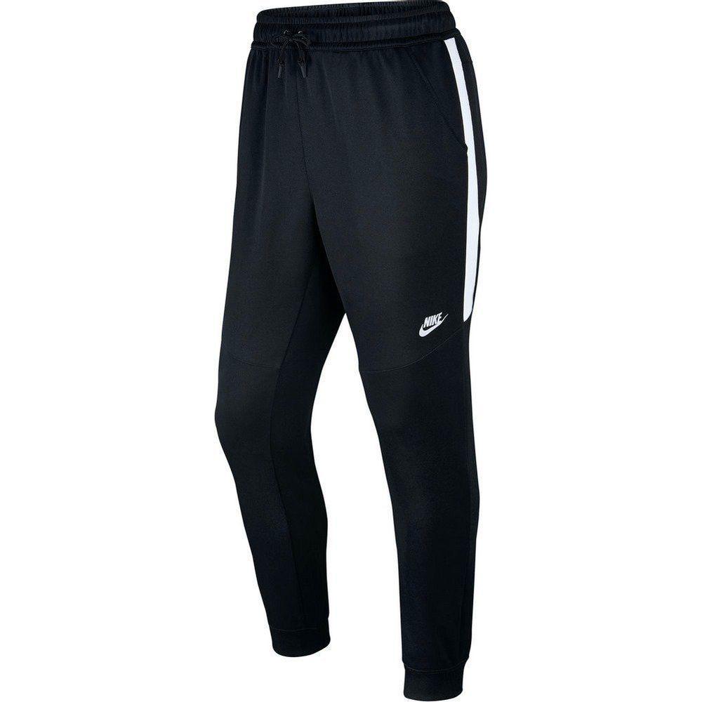 HOMBRE - Pantalones Negro – sporting 5aee2d525a16