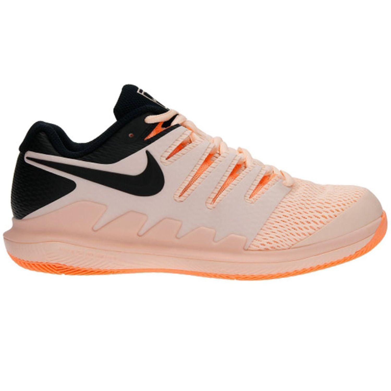 buy popular 5a53e d2de1 zapatillas nike de tenis air zoom vapor x hc de mujer - sporting