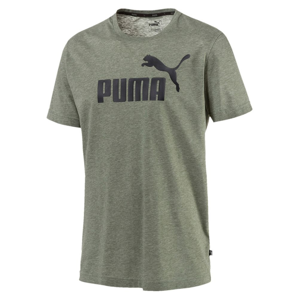 puma essentials heather tee 852419 023 1194. PUMA 88f32adaaf351