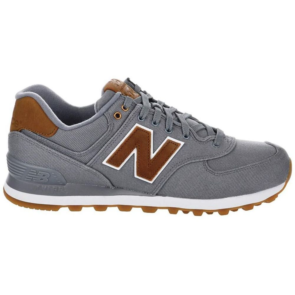 new-balance-brown-Ml574txc-Mens-Shoes-trainers-In-Brown