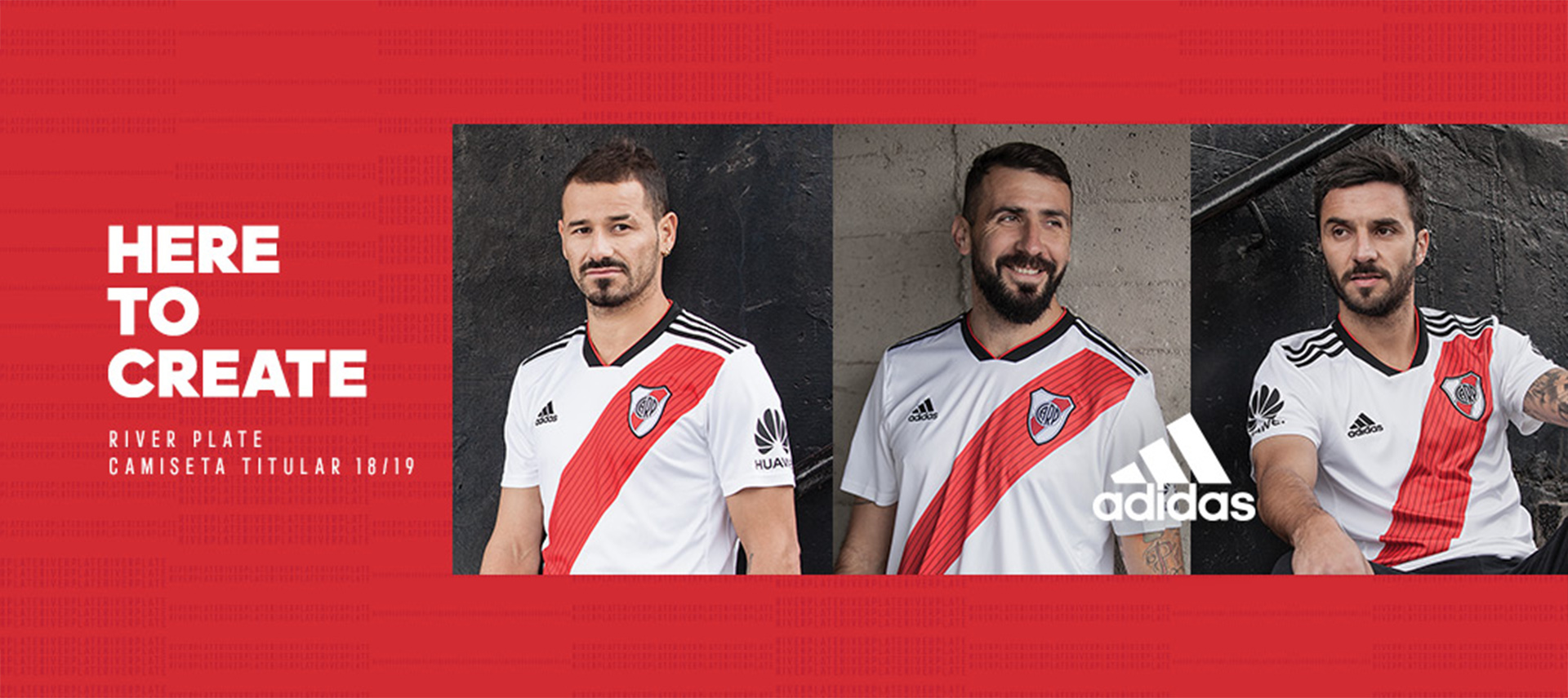 RIVER PLATE 18/19