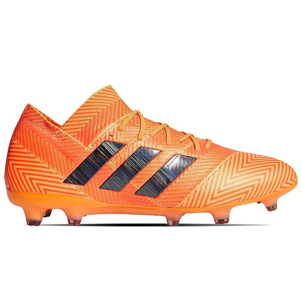 d8a40874bb DA9588_imagen-de-la-bota-de-futbol-adidas-Nemeziz- · ADIDAS · Espiar ·  Botines adidas Nemeziz 18.1 Terreno Firme Hombres