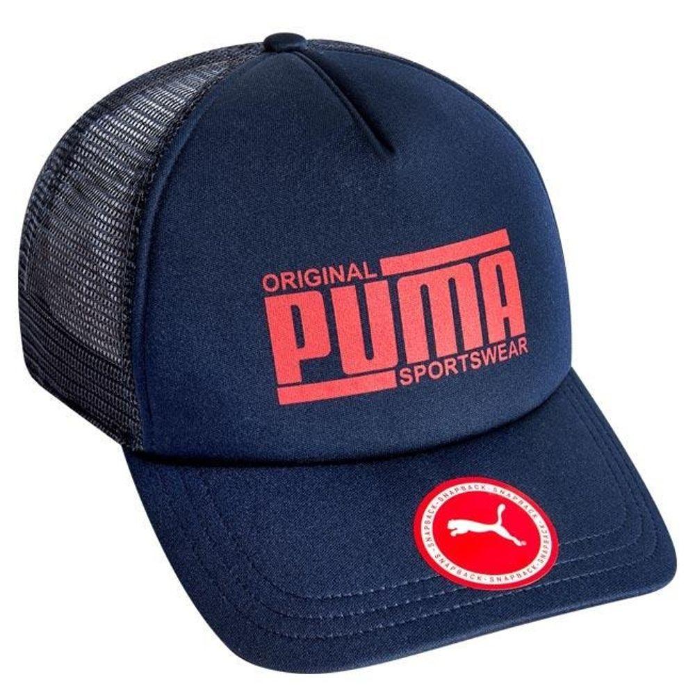 Gorra Puma Style Trucker Cap Snapback Unisex Sporting