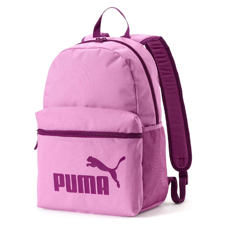 mochila puma mujer rosa