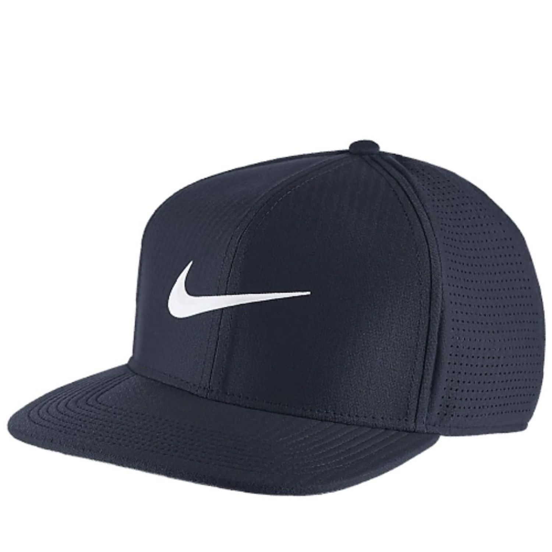 032bf51485c7 Gorra Nike visera plana AeroBill Adjustable golf unisex - sporting