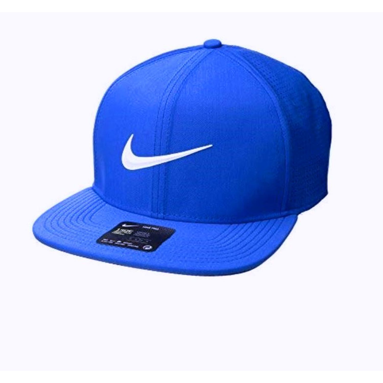 d9953bc904657 Gorra Nike visera plana AeroBill Adjustable golf unisex - sporting