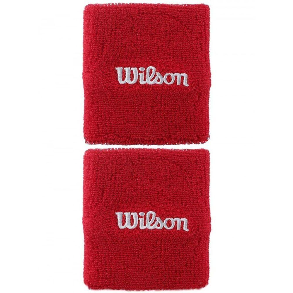 munequera-wilson-doble-rojo
