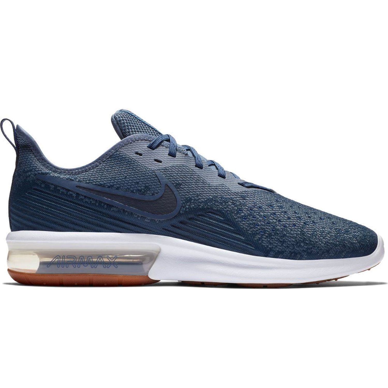 8b6df6b63 Zapatilla Nike Air Max Sequent 4 De Hombre - sporting