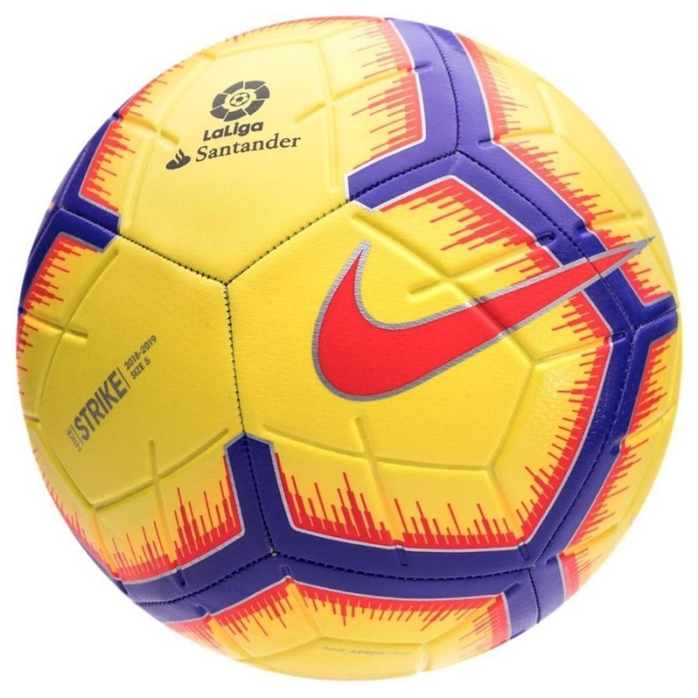 Pelota Nike La Liga Strike FA 18 Nº5 - sporting 4720ebaa952