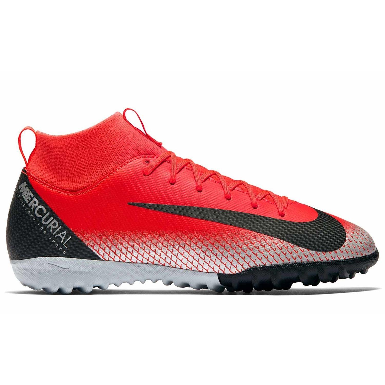8350075b320e8 Botines Nike MercurialX Superfly VI Academy CR7 de niños - sporting