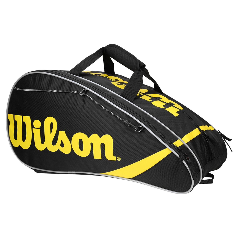 ffe1a176 Paletero Wilson Padel Tenis Rak Pak - sporting