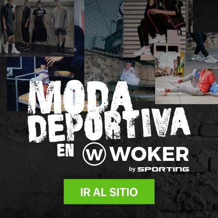 SPORTING MODA WOKER