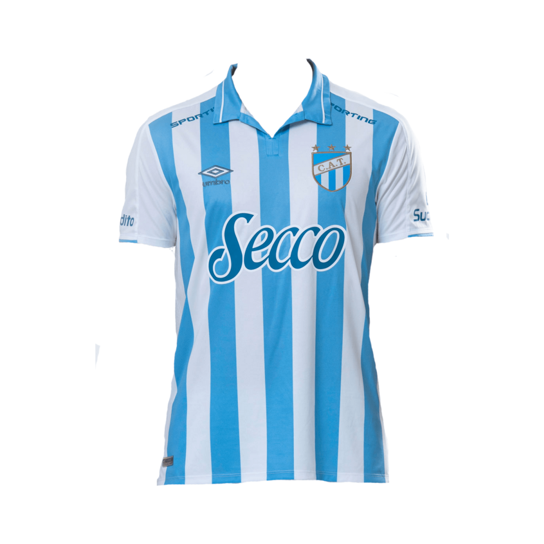 Onza por inadvertencia capoc  Camiseta Umbro Atletico Tucuman Oficial 2019/20 De Niños - Sporting - Mobile