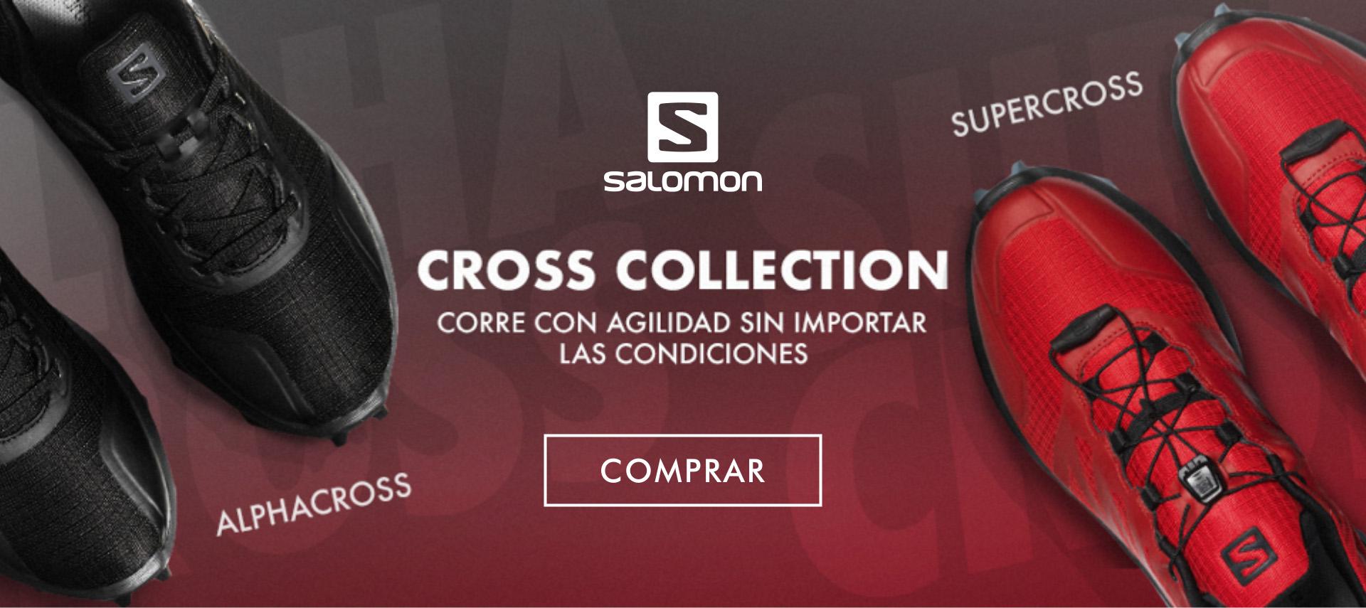 salomon cross