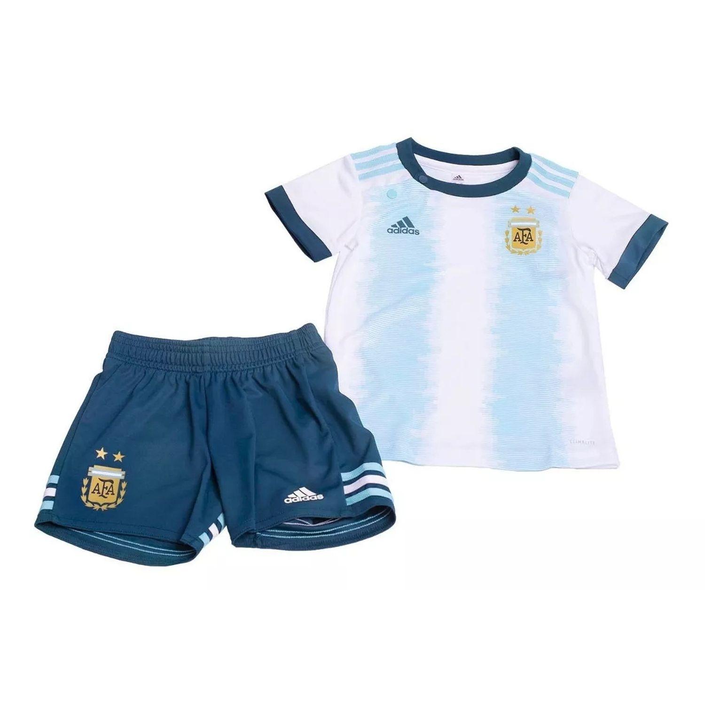 Conjunto Adidas Selección Argentina Infantil | Netshoes