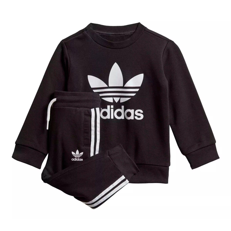 estilo de moda comprar bien nuevo estilo CONJUNTO ADIDAS ORIGINALS CREW DE BEBES - Sporting - Desktop