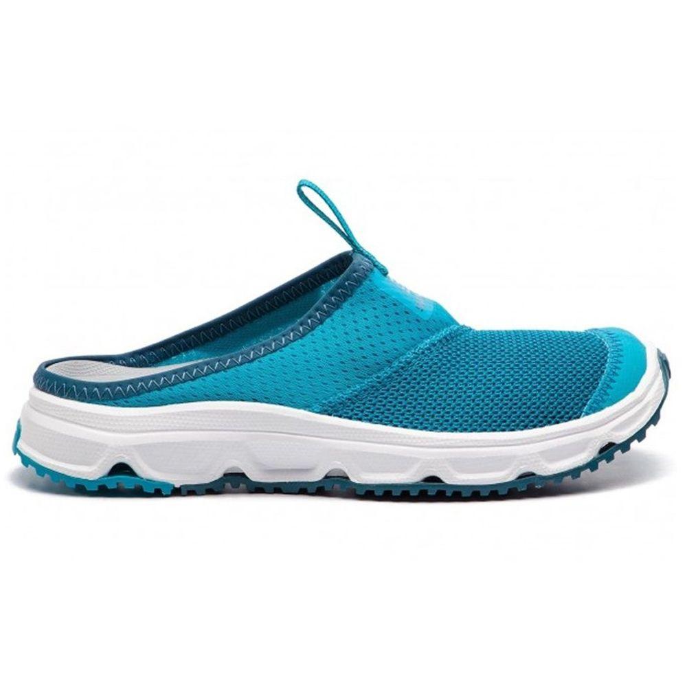 zapatillas salomon mujer azul xl