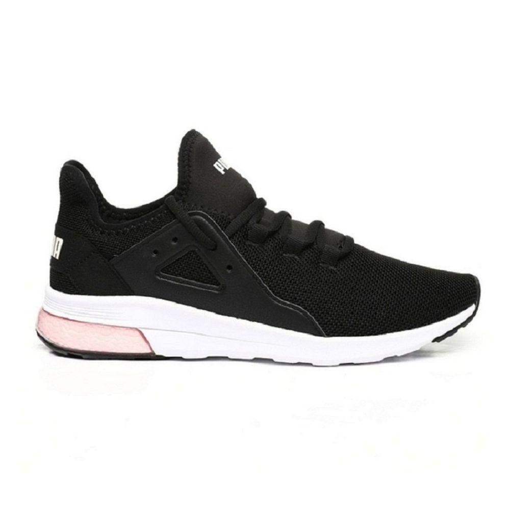 Zapatillas Puma Electrón Street De Mujer Color: Negro - Talle: 36