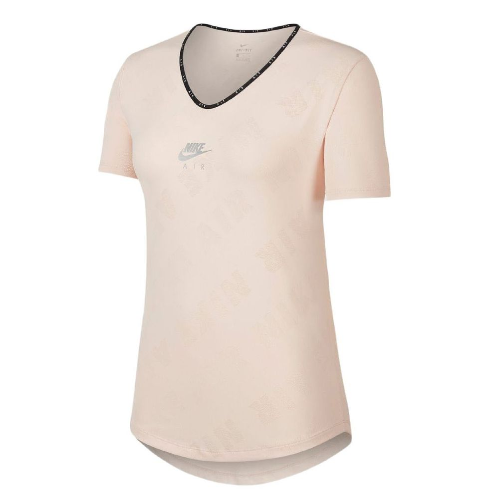 Remera Nike Air de Mujer Color: Rosa - Talle: M