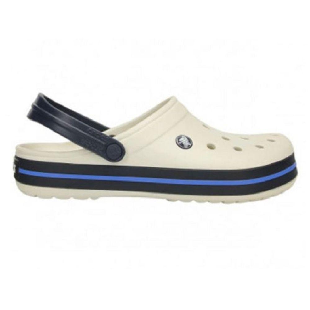 Crocs Crocband Unisex Color: Beige - Talle: 36