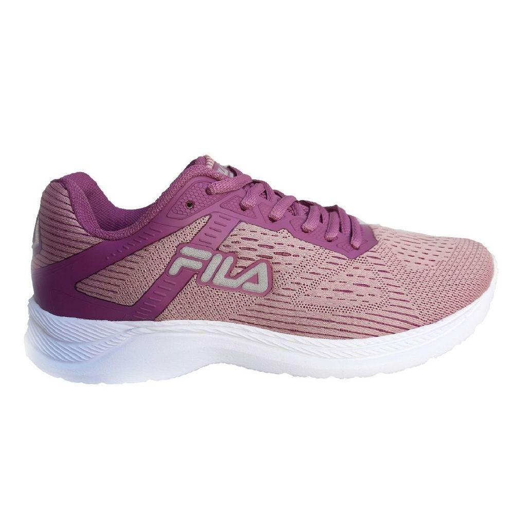Zapatillas Fila Champion De Mujer Color: Rosa - Talle: 38