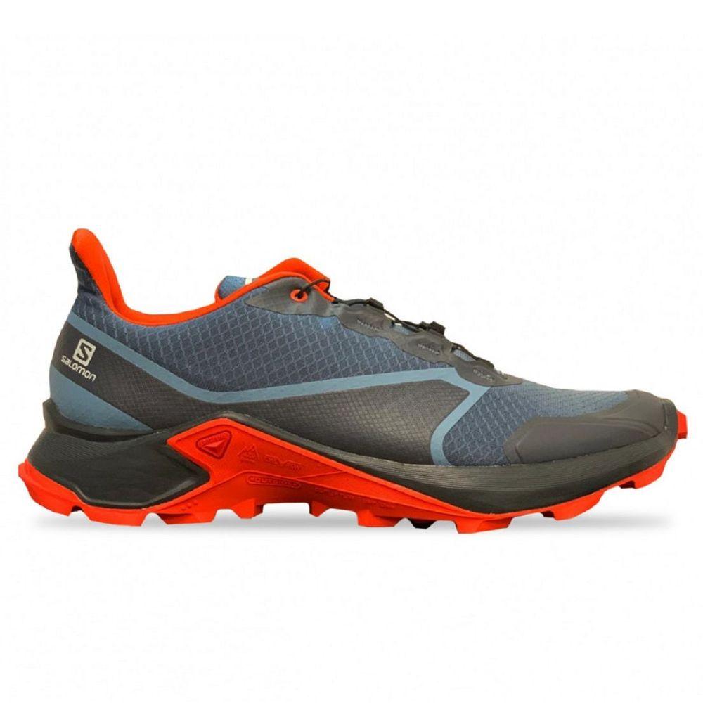Zapatillas Salomon Fierycross De Hombre Color: Gris - Talle: 43
