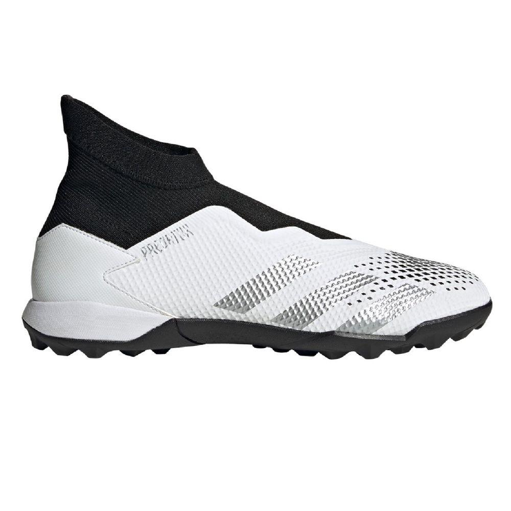 Botines adidas Predator 20.3 TF de Hombre Color: Blanco - Talle: 42