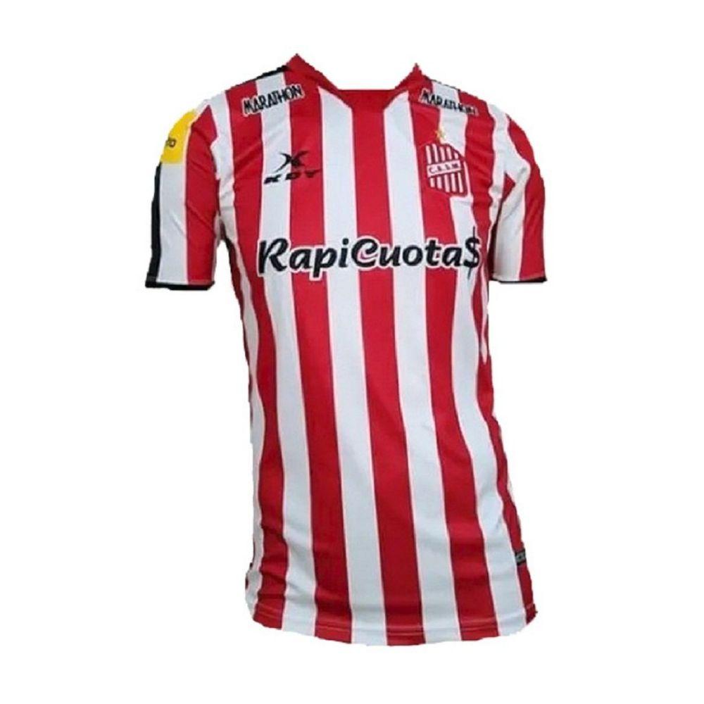 Camiseta Kdy San Martín De Tucumán Titular 20/21 De Hombre Color: Rojo - Talle: XL