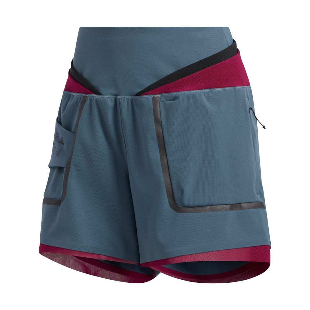 Short adidas HEAT.RDY de Mujer Color: Azul - Talle: XS