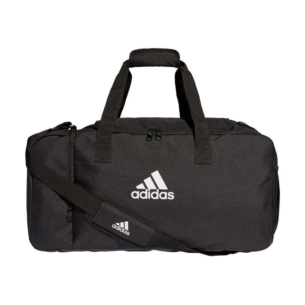 Bolso adidas Mediano Tiro Color: Negro - Talle: unico