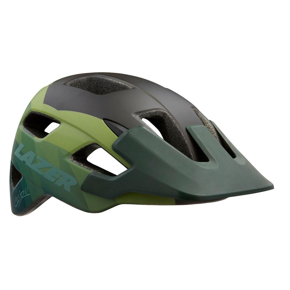 Casco De Ciclismo Lazer Chiru Talle L Color: Verde - Talle: L