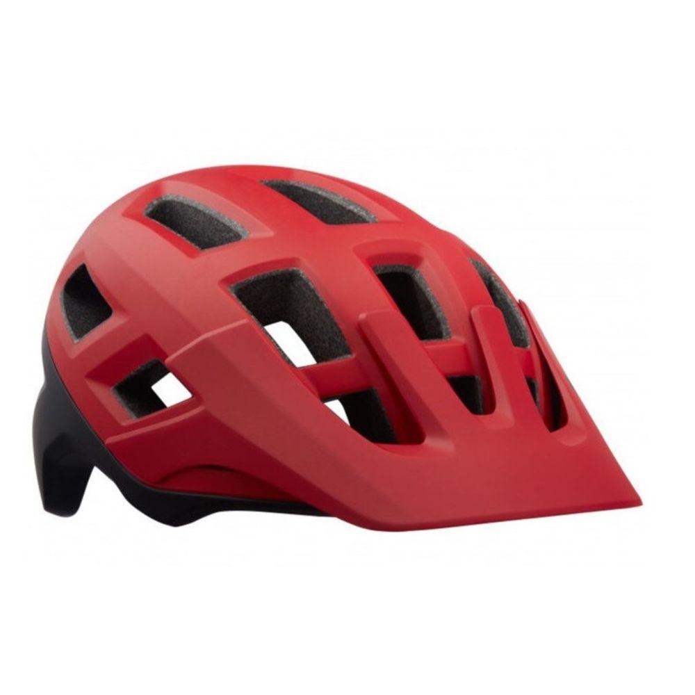 Casco De Ciclismo Lazer Coyote Talle M Color: Rojo - Talle: M