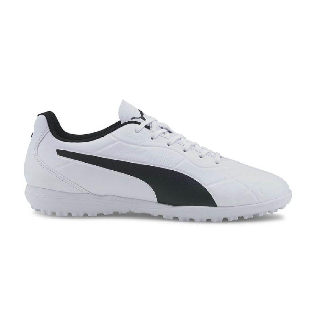 Botines Puma Monarch Tf De Hombre Color: Blanco - Talle: 39
