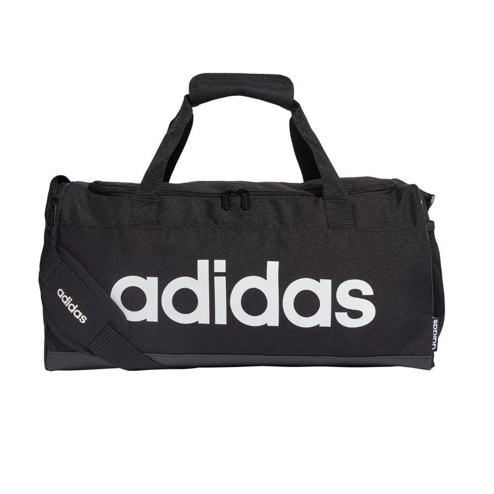 Bolso adidas Linear Logo Color: Negro - Talle: unico