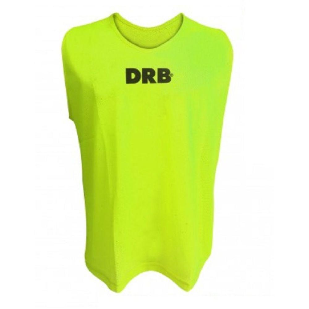 Pechera de Entrenamiento DRB Fluo Color: Amarillo - Talle: unico