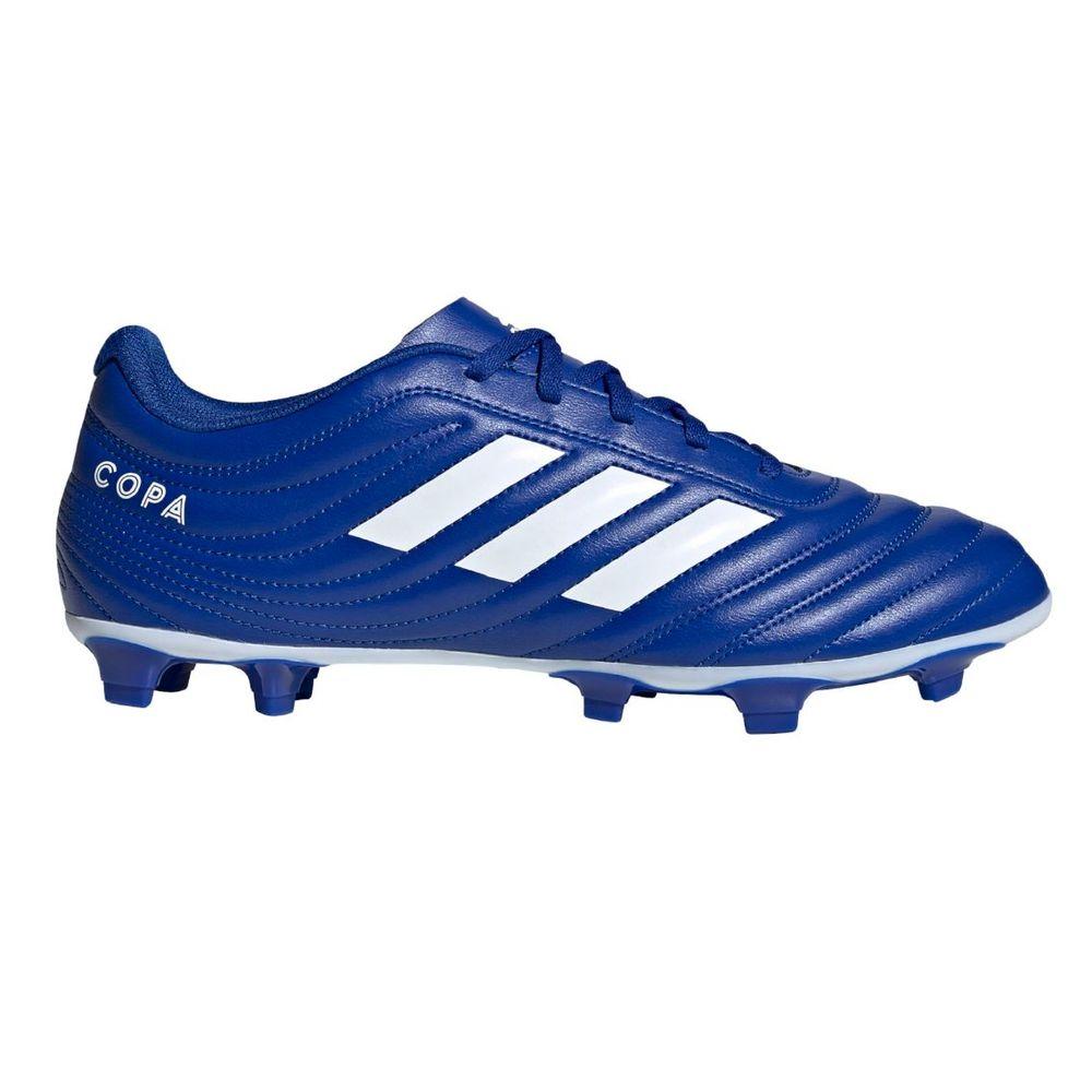 Botines adidas Copa 20.4 Fg De Hombre Color: Azul - Talle: 39