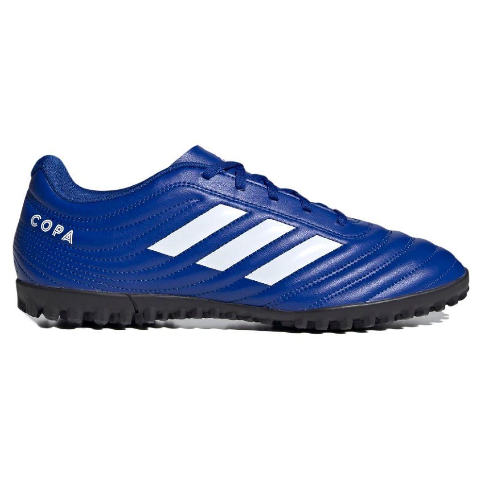 Botines adidas Copa 20.4 TF de Hombre Color: Azul - Talle: 37.5