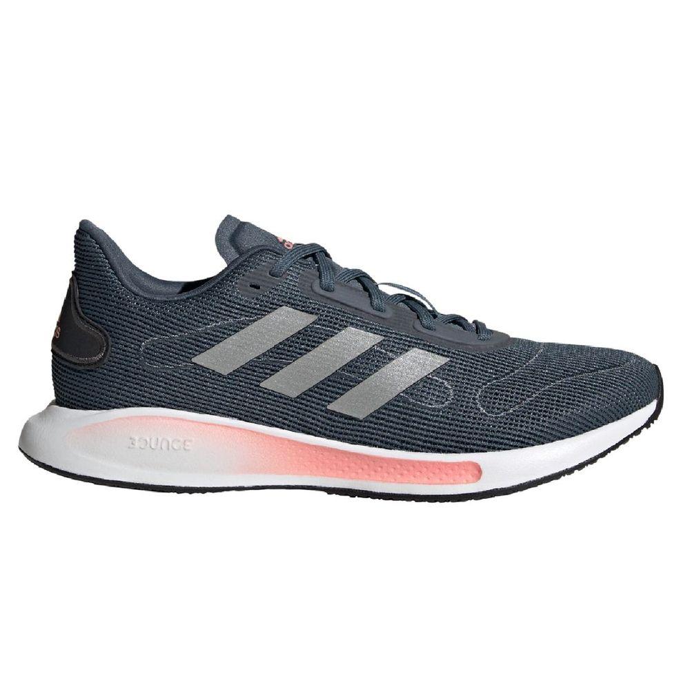 Zapatillas adidas Galaxar Run de Mujer Color: Azul - Talle: 35.5