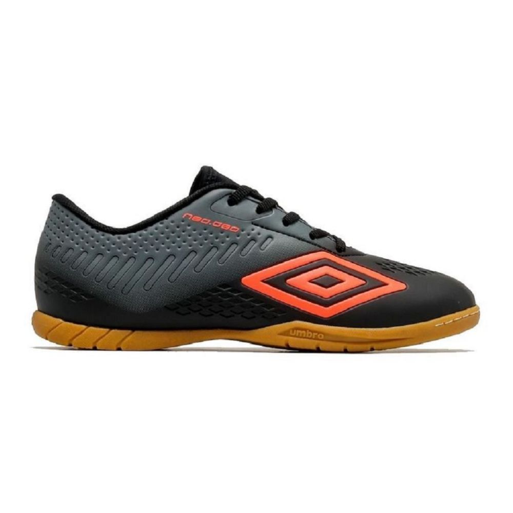 Botines Umbro Futsal Neo Geo De Hombre Color: Negro - Talle: 38