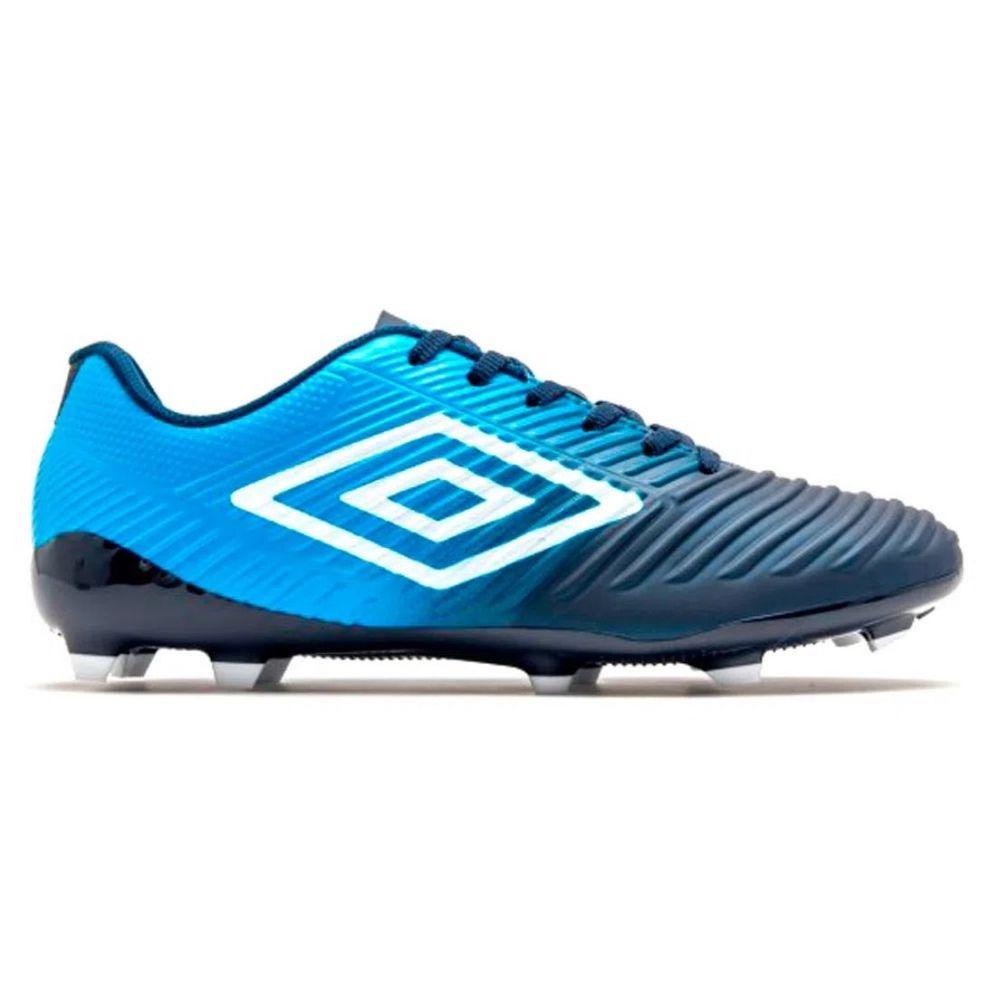 Botines Umbro Cpo Fifty 3 Fg De Hombre Color: Azul - Talle: 38