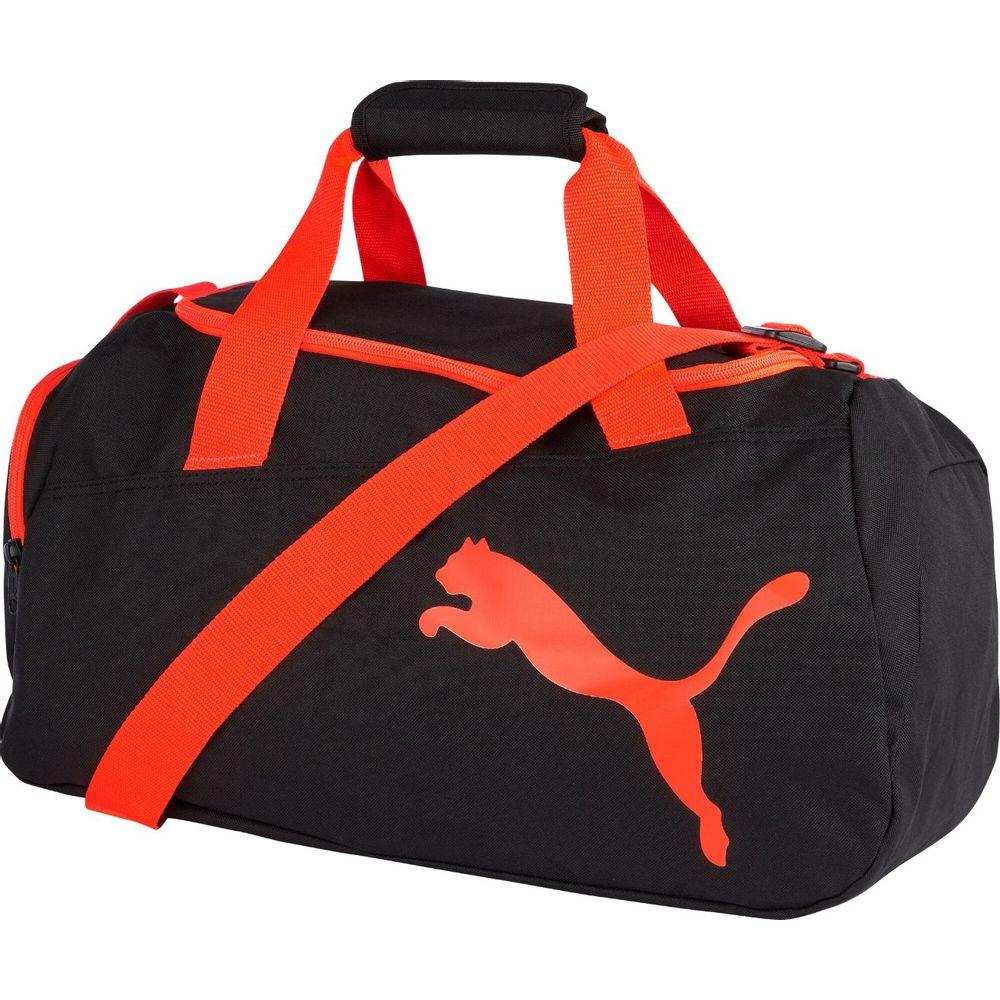 Bolso Puma Intersport Color: Negro - Talle: unico