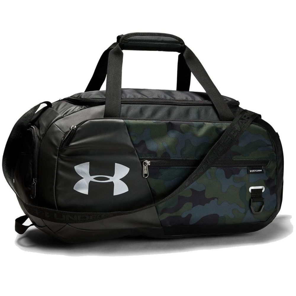 Bolso Under Armour Undeniable Duffel 4.0 Color: Negro - Talle: unico