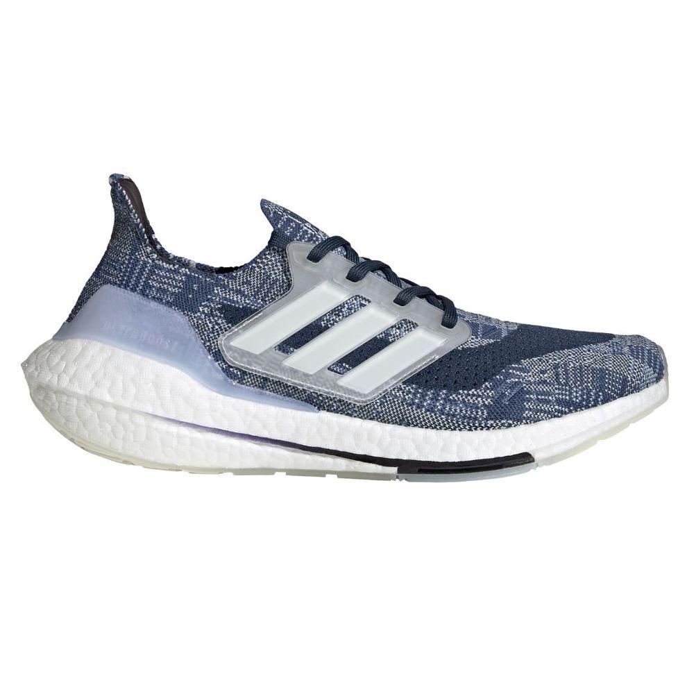 Zapatillas adidas Ultraboost 21 de Hombre Color: Azul - Talle: 35.5