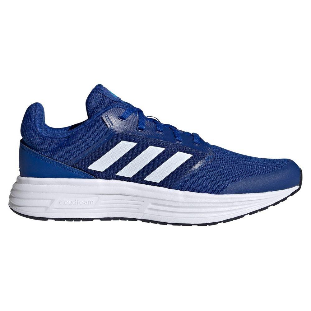 Zapatillas adidas Galaxy 5 De Hombre Color: Azul - Talle: 43
