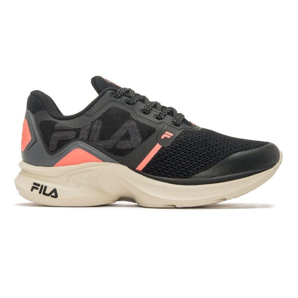 Zapatillas Fila F Racer move de mujer negro - talle: 35