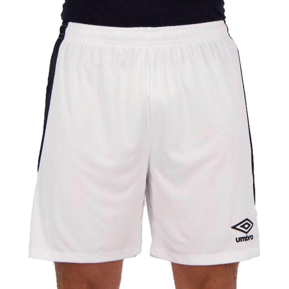 Short Umbro TWR Side de Hombre Color: Blanco - Talle: S