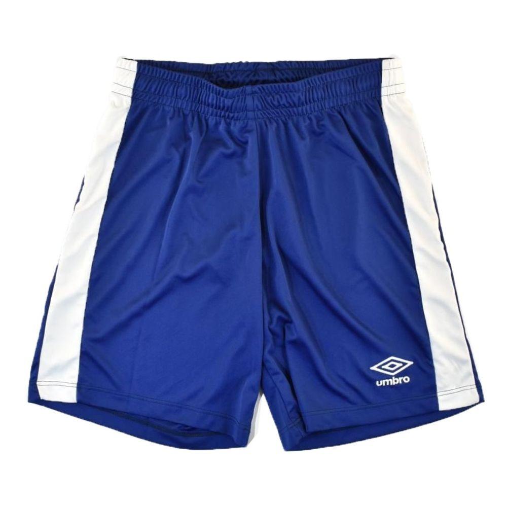 Short Umbro TWR Side de Hombre Color: Azul - Talle: S