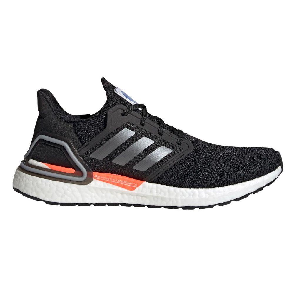 Zapatillas adidas Ultraboost 20 de Hombre Color: Negro - Talle: 39